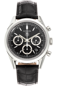Carrera Chronograph Stainless Steel Automatic