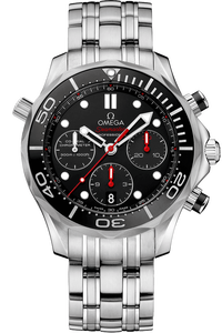 Seamaster Diver 300 M Co-Axial Chronograph - 44MM
