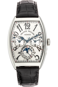 Master Banker Moonphase Stainless Steel Automatic
