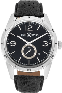 BR 123 GT  Stainless Steel Automatic