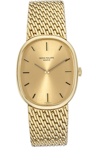 Ellipse Reference 3848 Yellow Gold Manual