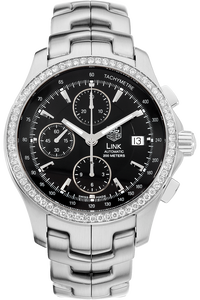 Link Chronograph Stainless Steel Automatic