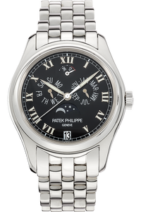 Annual Calendar Reference 5036 White Gold Automatic