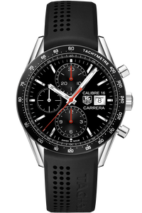 "Carrera Calibre 16 Chronograph ""Racing"""