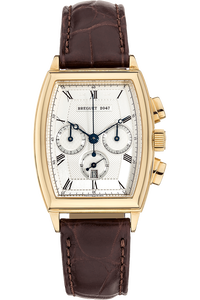Heritage Chronograph Yellow Gold Automatic