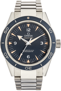 Master Co-Axial Titanium Automatic