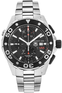Aquaracer 500M Limited Edition Stainless Steel Automatic
