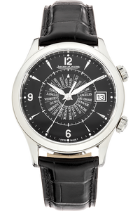 Master Memovox Limited Edition Stainless Steel Automatic