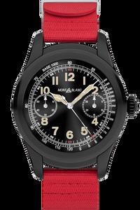 Montblanc Summit Smartwatch Black Steel