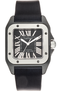 Santos 100 DLC Stainless Steel Automatic