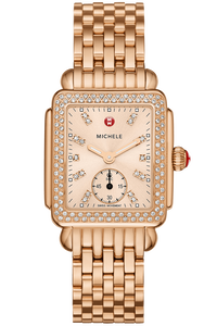 Deco 16 Diamond Rose Gold