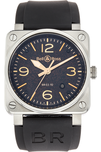 BR 03-92 Golden Heritage Stainless Steel Automatic