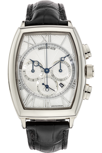 Heritage Chronograph White Gold Automatic