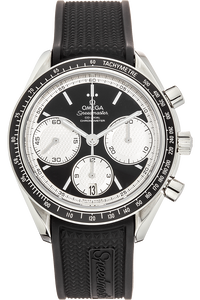 Speedmaster Racing Co-Axial Chrono Stainless Steel Automatic