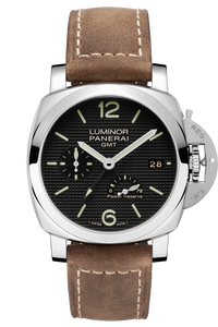 Luminor 1950 3 Days GMT Power Reserve Automatic Acciaio - 42mm