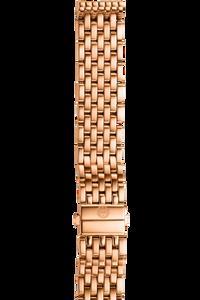 16MM Deco Rose Gold Bracelet