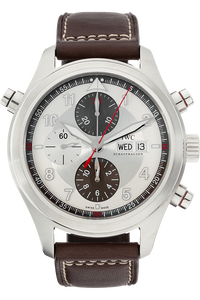 Spitfire Double Chronograph Stainless Steel Automatic