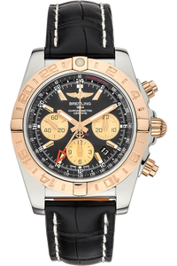 Chronomat GMT Rose Gold and Stainless Steel Automatic