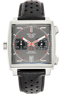 Monaco Chronograph Limited Edition Stainless Steel Automatic