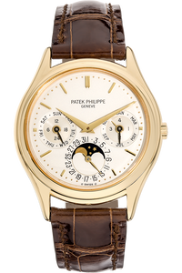 Perpetual Calendar Reference 3940 Yellow Gold Automatic