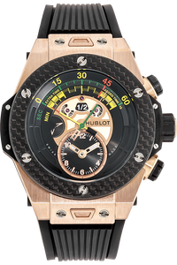 Big Bang Unico Bi-Retrograde FIFA Rose Gold Automatic