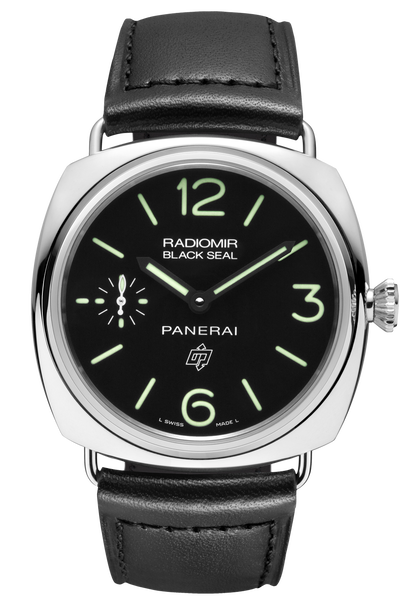 Radiomir Black Seal Logo - 45MM