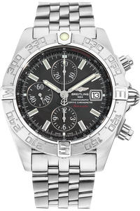 Galactic Chronograph II Stainless Steel Automatic