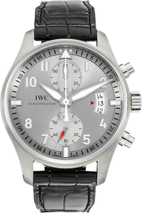 """Pilot's Watch Chronograph Edition """"JU-Air"""" Stainless Steel"""