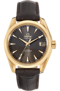Seamaster Aqua Terra Co-Axial Yellow Gold Automatic