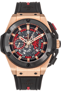 King Power Manchester United Rose Gold Automatic