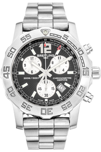 Colt Chronograph II Stainless Steel Quartz