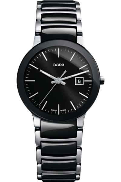 Centrix Small Quartz Black Dial