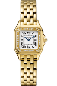 Panthère de Cartier, Yellow Gold, Small