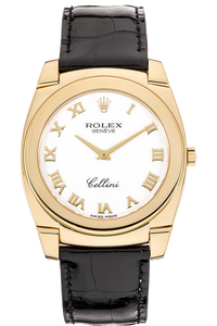 Cellini Cestello Yellow Gold Manual