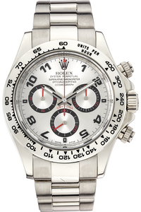 Daytona White Gold Automatic