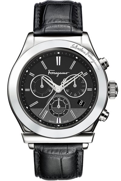 Ferragamo 1898 Quartz Chronograph 42mm