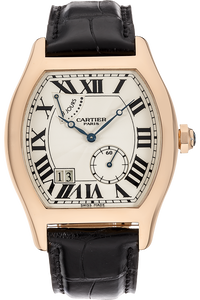 Tortue XL 8 Day Power Reserve Rose Gold Manual