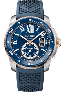 Calibre de Cartier Certified Diving Watch