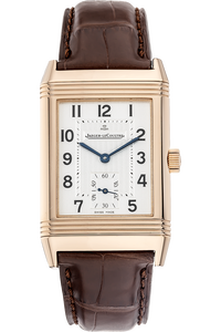 Reverso Grande Taille Rose Gold Manual