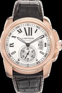 Calibre de Cartier Rose Gold Automatic