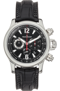 Master Compressor Chronograph 2 Stainless Steel Automatic