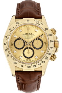 Daytona  Yellow Gold Automatic
