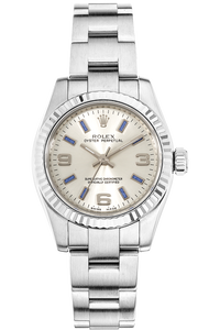 Oyster Perpetual White Gold and Stainless Steel Automatic
