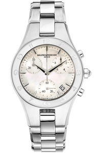 Linea Chronograph Stainless Steel Quartz