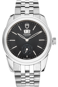 Glamour Double Date Stainless Steel Automatic