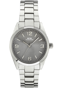 Ladies' Steel Gray Dial
