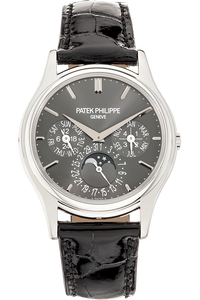 Perpetual Calendar Reference 5140 Platinum Automatic