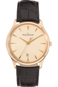 Master Ultra Thin Date Rose Gold Automatic