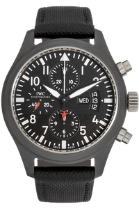 Pilot's Top Gun Chronograph Ceramic Automatic