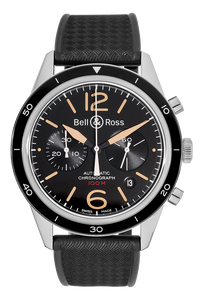 BR 126 Sport Heritage Stainless Steel Automatic